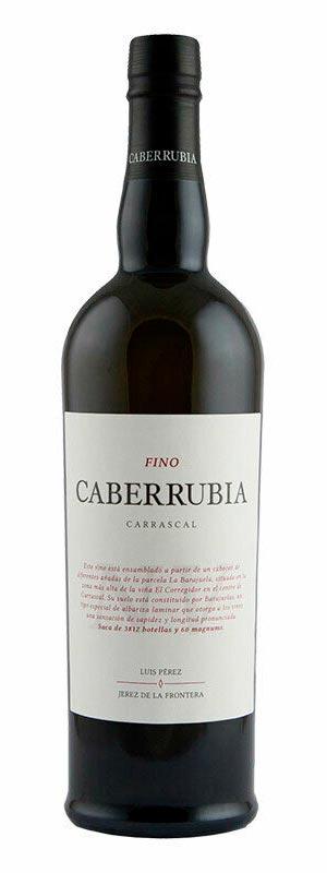 Fino Caberrubia de Bodegas Luis Pérez