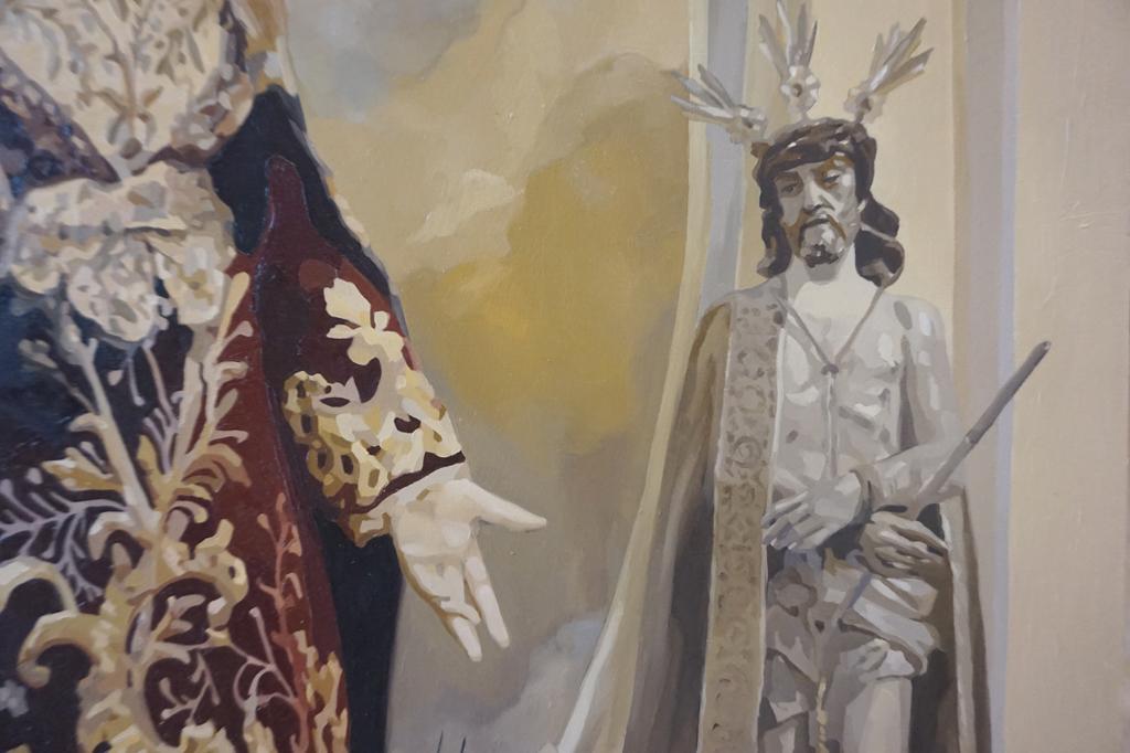 Cartel Semana Santa Jerez 2020 (detalle)