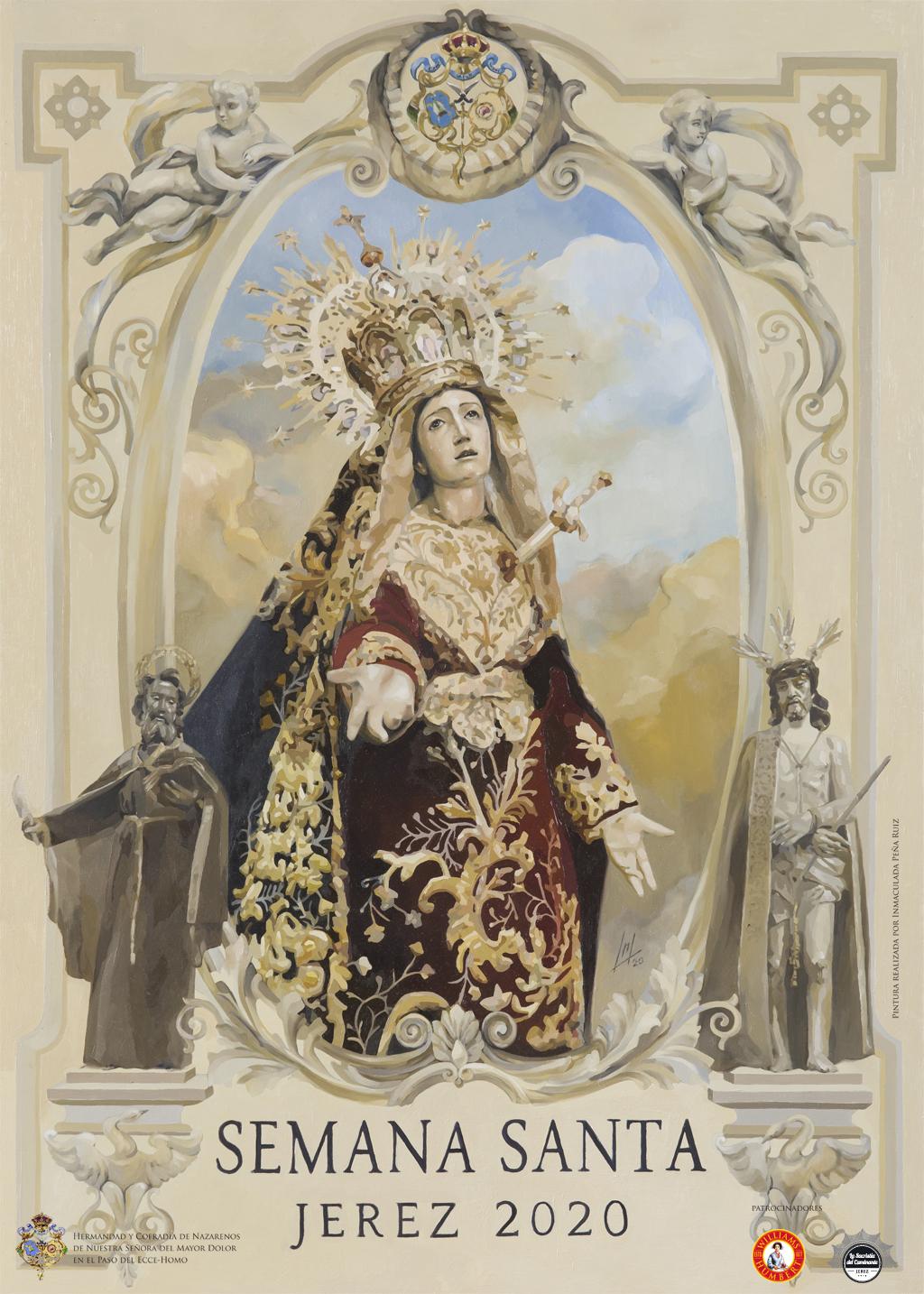 Cartel Semana Santa Jerez 2020