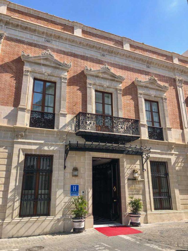 Hotel - Casa Palacio María Luisa