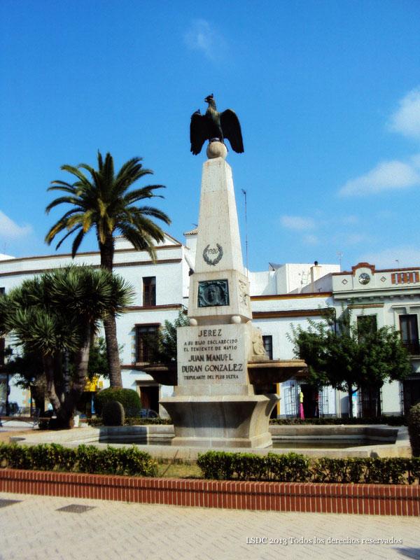 Plaza de las Angustias, Jerez