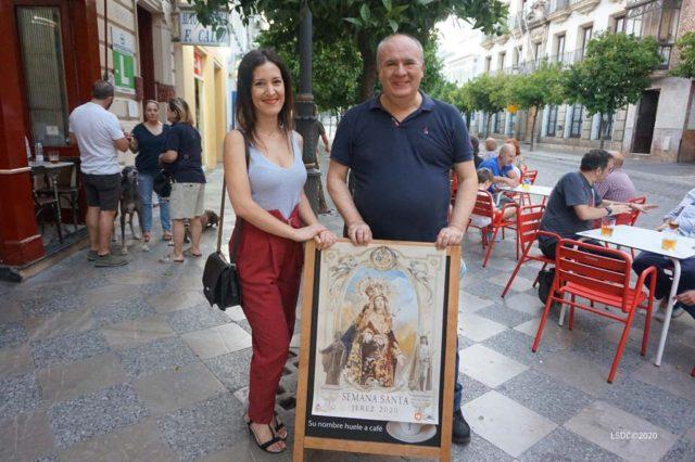 Cartel de Inma Peña