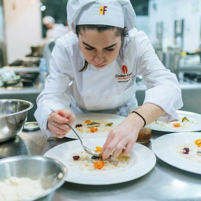 La V Edición del Concurso Gastronómico con Vinagre de Jerez Cocina con Esencia ya tiene finalistas