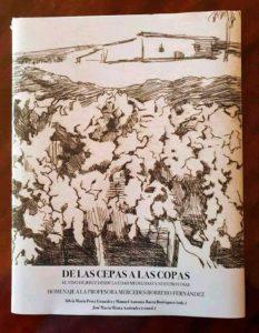 Libro 'De las Cepas a las Copas. El vino de Jerez desde la Edad Media hasta nuestros días'