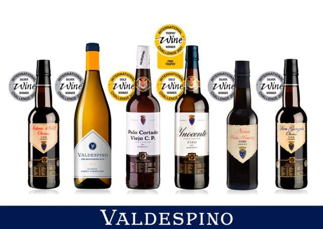 Vinos de Valdespino