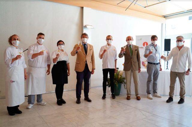 Miguel Zamora gana el V Concurso Gastronómico Cocina con Esencia