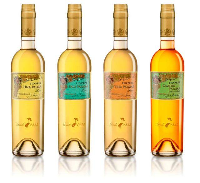 Los Vinos de Jerez de González Byass brillan a nivel internacional