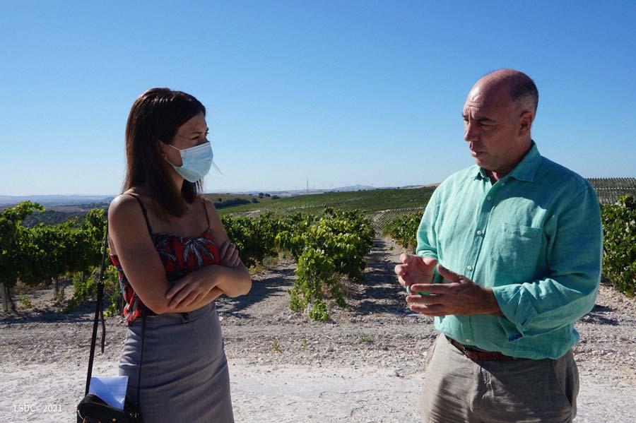 «El futuro del Vino de Jerez me parece esperanzador». Entrevistamos a Luis Flor, Presidente de La Sociedad Jerezana del Vino