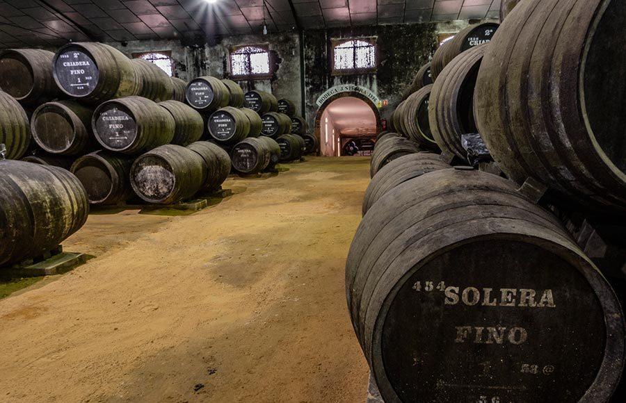 Bodega Cooperativa Vitivinícola Jerezana Nuestra Señora de Las Angustias