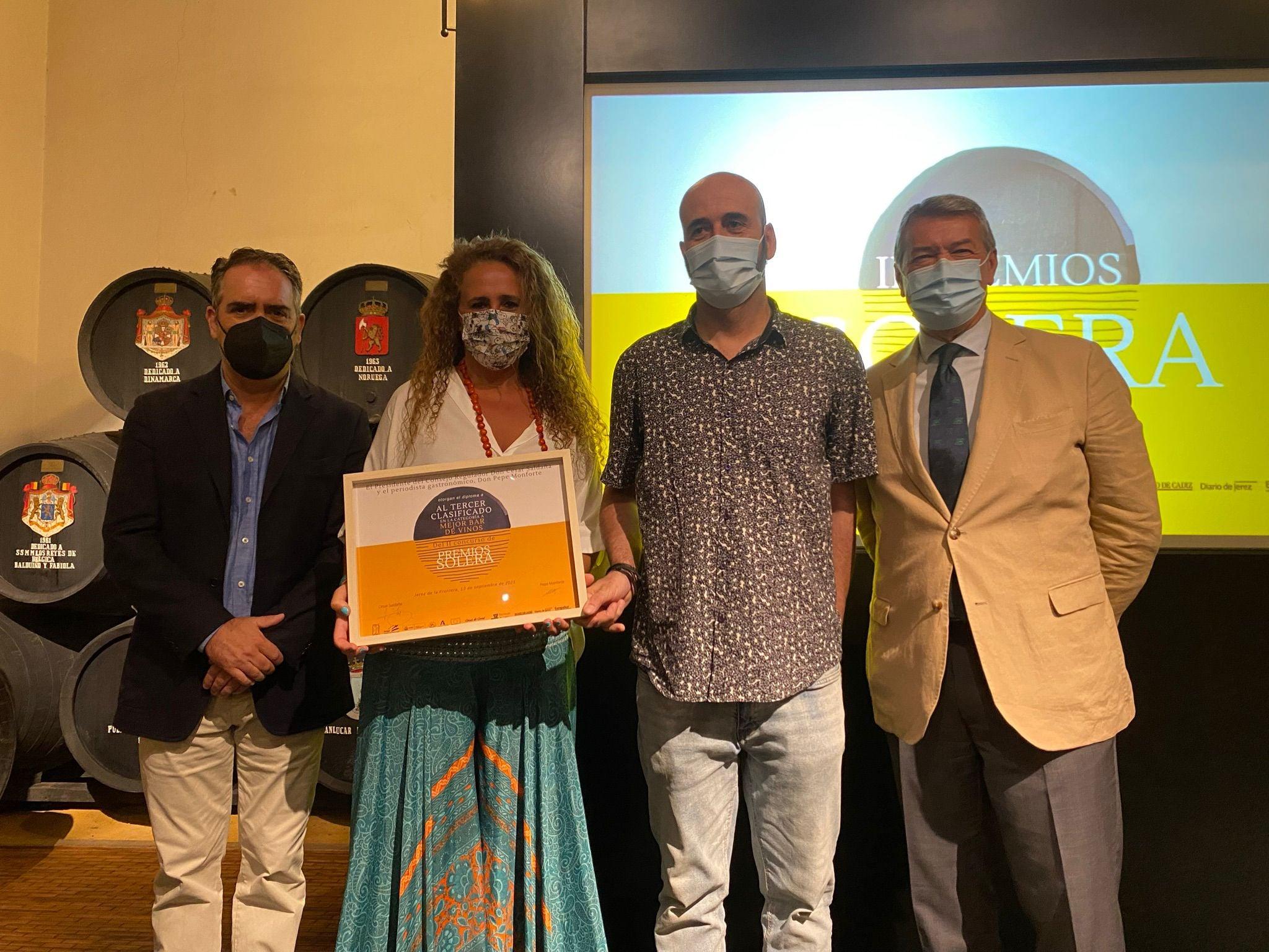 II Premios Solera
